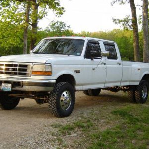 1994 F-350 4wd 4dr dually