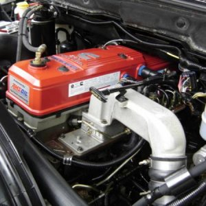 Red Valve Cover